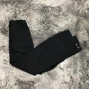 I.N.C   Women's Cropped Pants   Black   Size 6P